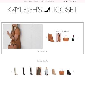 Kayleigh's Kloset