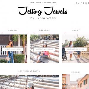 Jetting Jewels